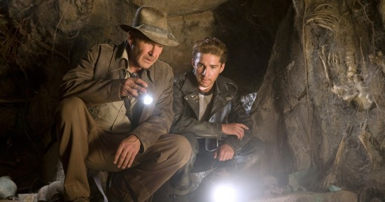 Harrison Ford Set for Indiana Jones 5